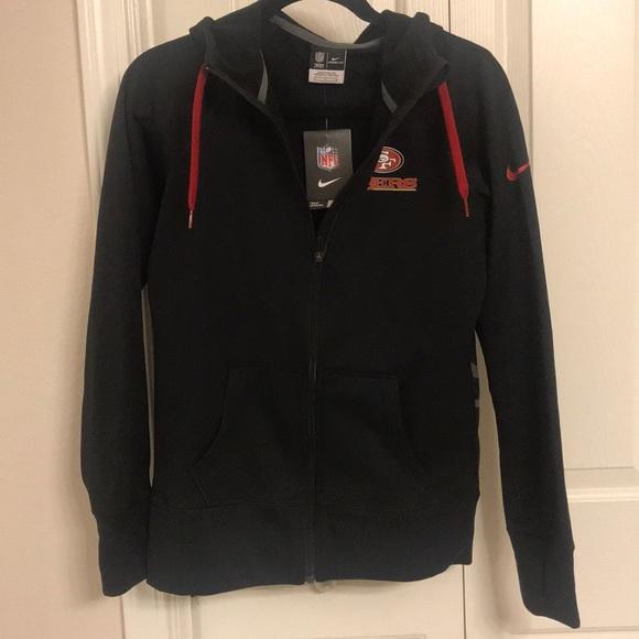 NWT Nike 49ers Hoodie NWT